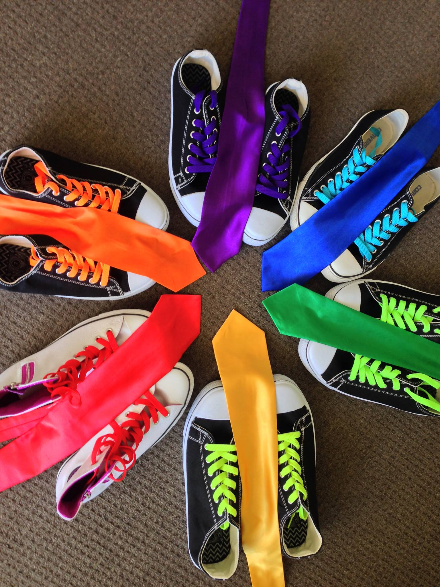 gay wedding shoes